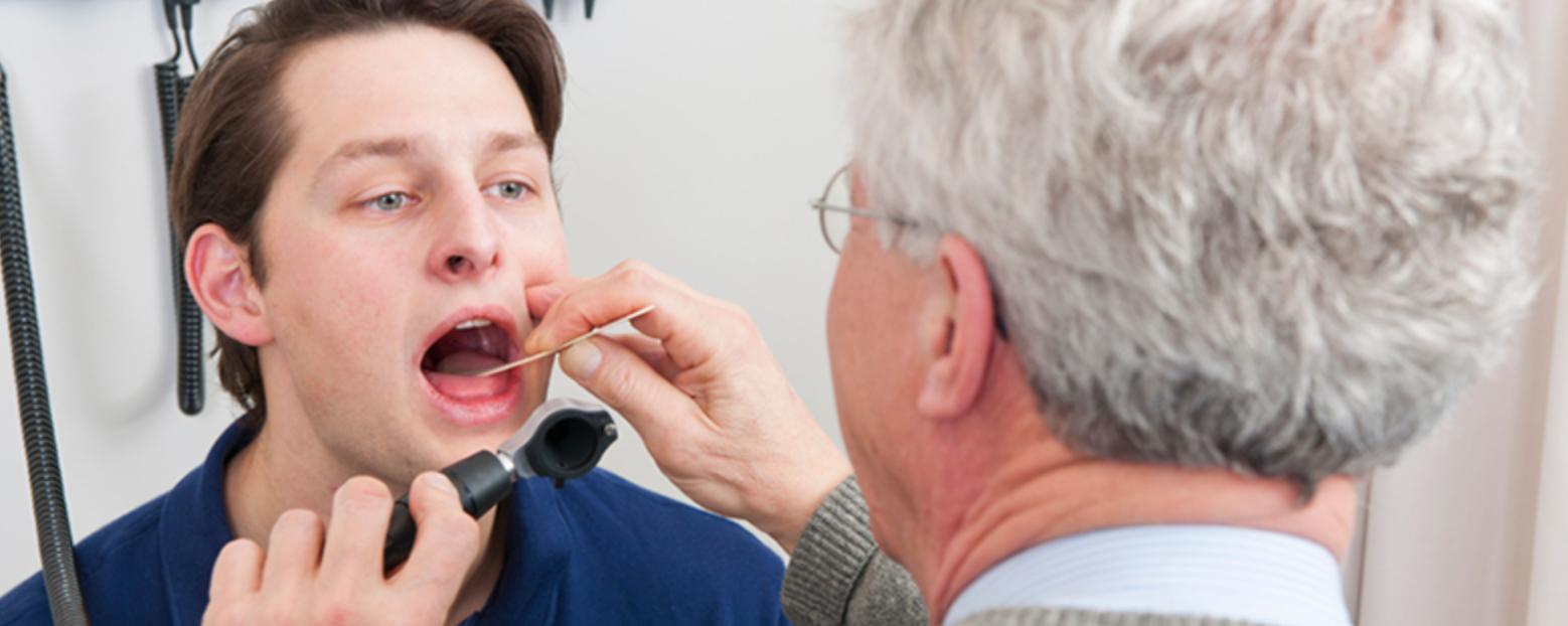 أمراض الأنف والأذن والحنجرة